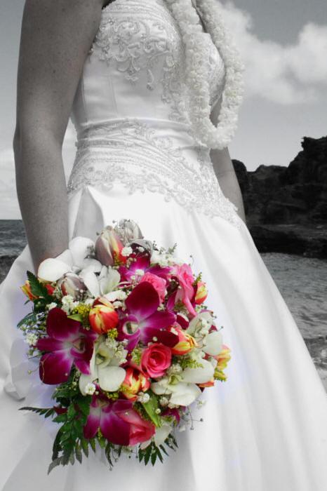 Bridal Bouquet Tropical Flowers : Arte casamento estilos e modelos de buqu? noiva