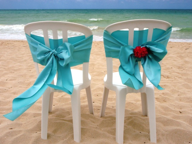 chairs covers sashes